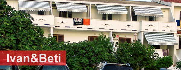 Ivan & Beti apartments Metajna